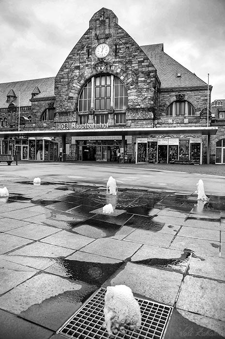 Aachen Hauptbahnhof