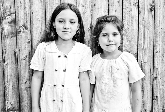 Portret copii