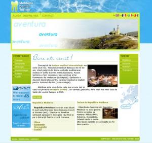 Website clinica stomatologica
