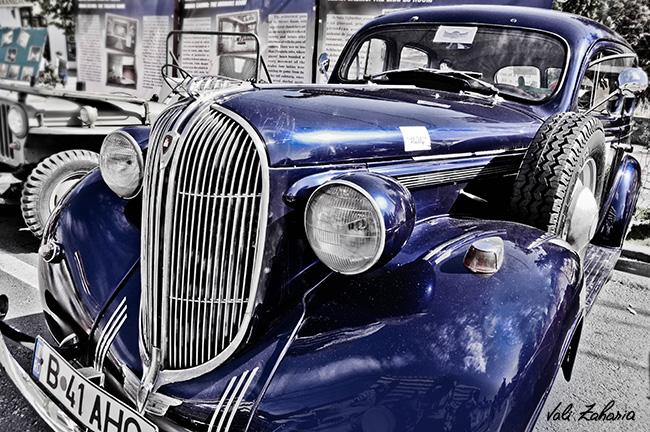 masina de colectie Sinaia Forever