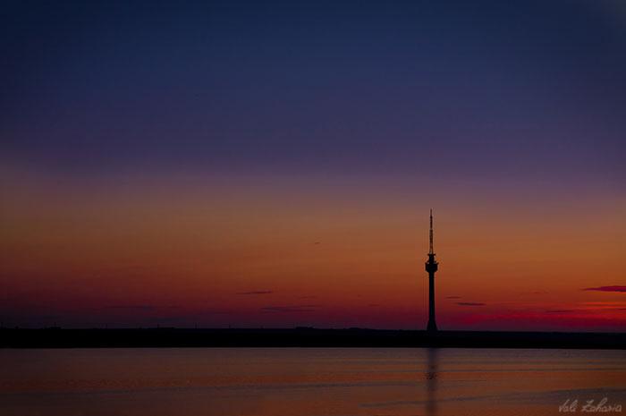 Turnul de televiziune de la Tuzla